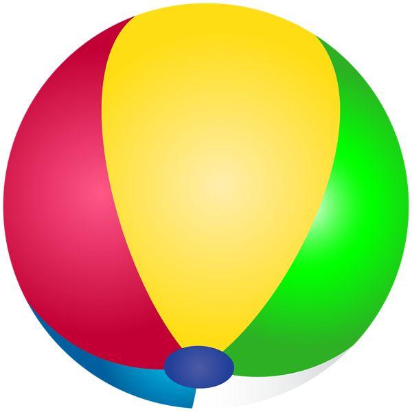 600x600 Beach Ball Png Transparent Clip Art Image Summer Clip