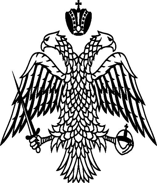 510x594 Clipart Of Eagle Crest Clip Art