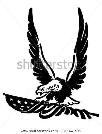360x470 Eagle Drawings Clip Art
