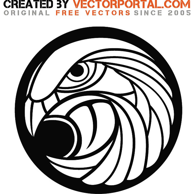 660x660 Heraldic Eagle Clip Art