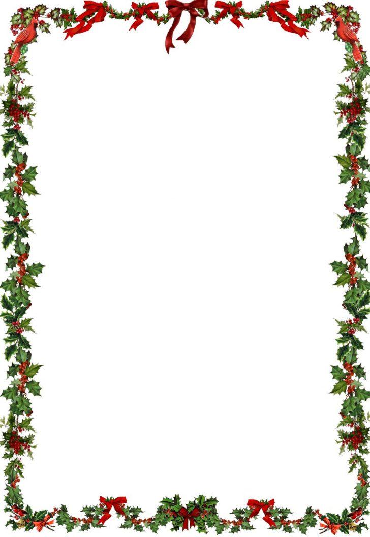 728x1056 Christmas Awesome Christmas Border Clipart. Christmas Border Clip