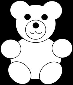 Line Drawing Teddy Bear Free Download Best Line Drawing Teddy Bear