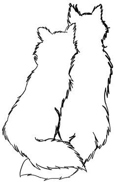 236x369 Pin By Ruste On Schemos Drawings, Wolf And Animal