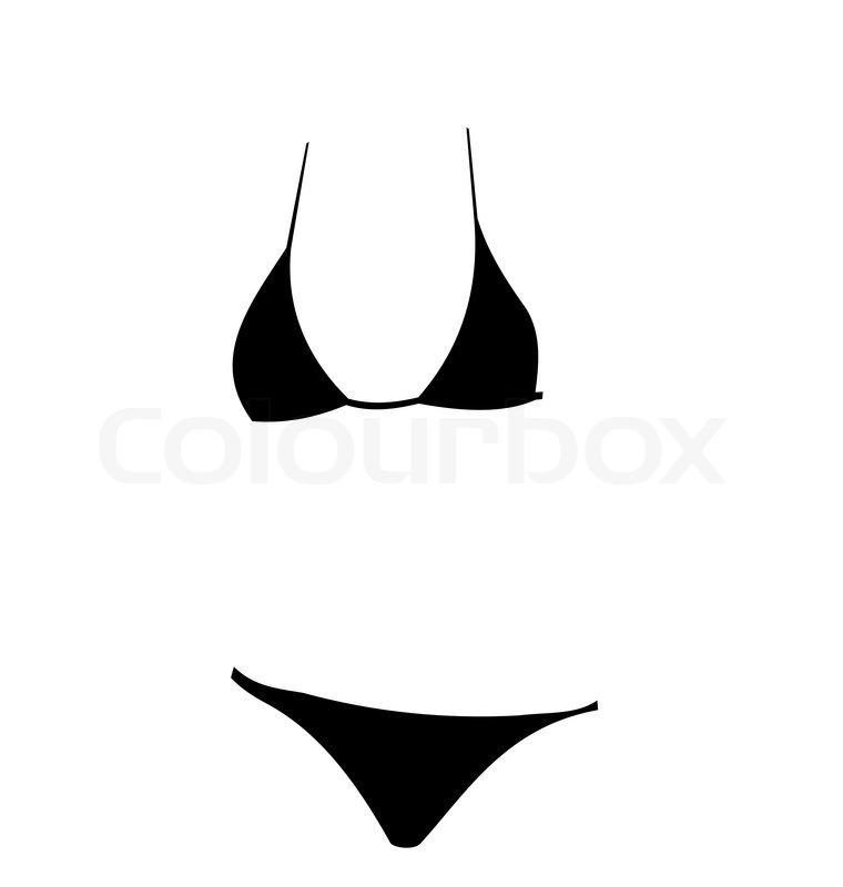 760x800 Illustration Of Swimming Suit