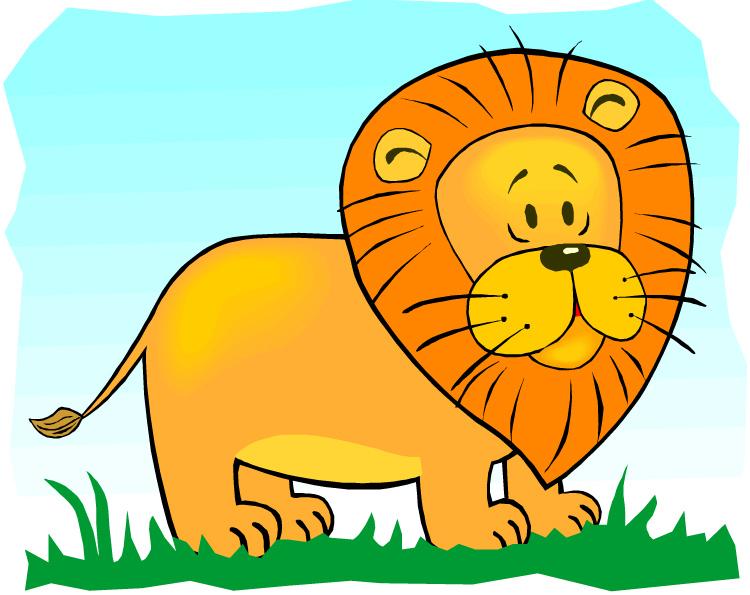 750x595 Lion clipart preschool