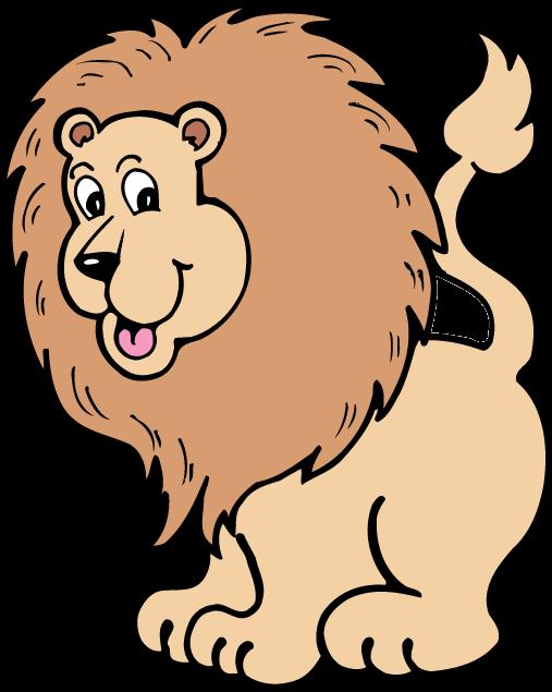 507x635 Christian Lion Cliparts