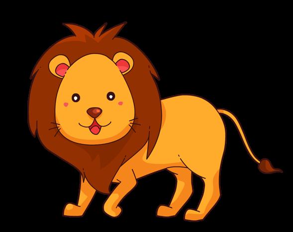 589x468 Clipart + lion