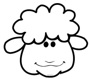 367x328 Lion lamb clipart