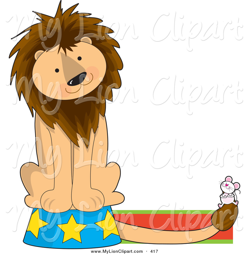 1024x1044 Lion And Mouse Clipart