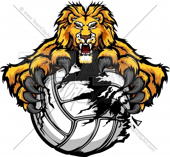 590x542 Claws clipart lion claws