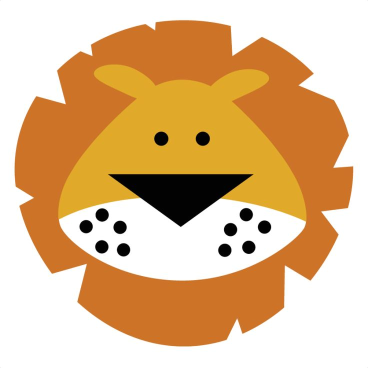 736x736 Lion Clipart Cute Lion