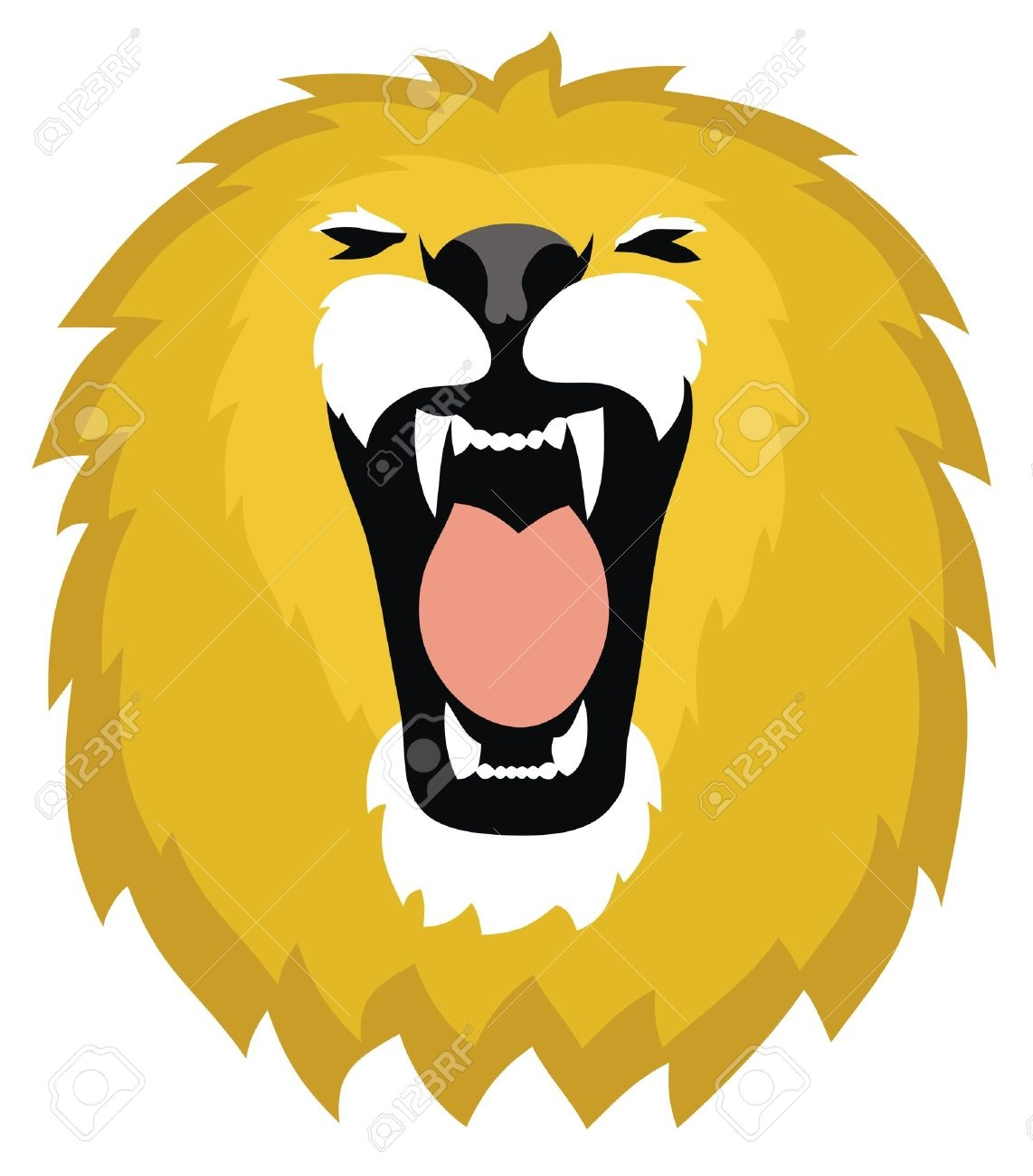 1142x1300 Lion Clipart Abstract