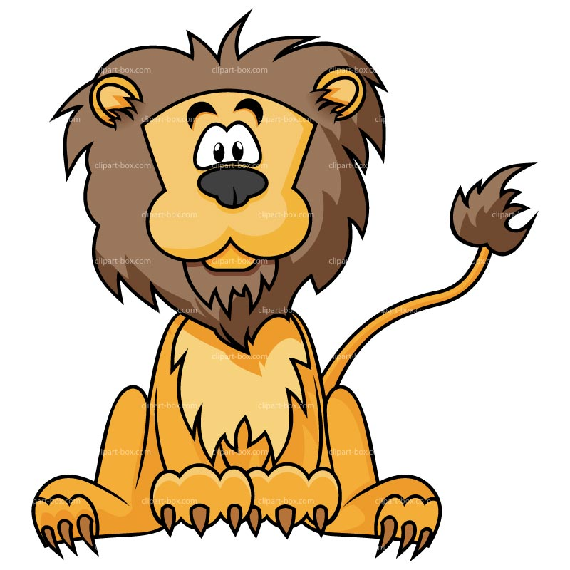 800x800 Moving Clipart Lion