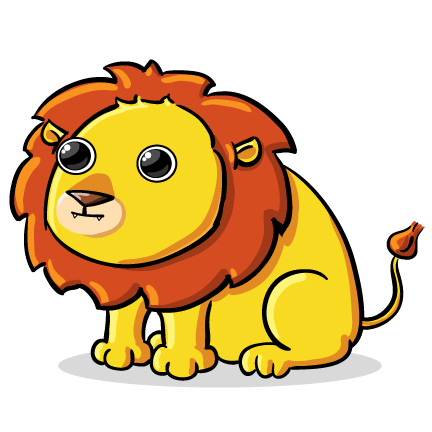432x432 This Cute Lion Clip Art Is Clipart Panda
