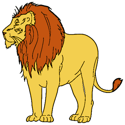 427x428 Free lion clipart clip art pictures graphics illustrations 2