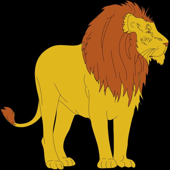 650x650 Cliparti Lion Clip Art Id 29585 Clipart Pictures