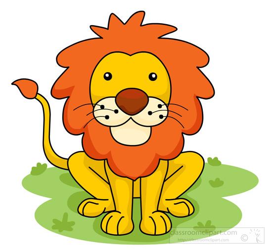 550x509 Best Lion Clipart For Kids