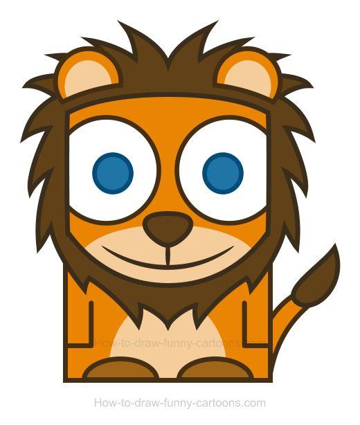 520x614 21 Best Lions Images Lion Clipart, Clip Art