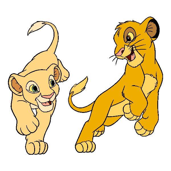 600x600 Lion Clipart Disney