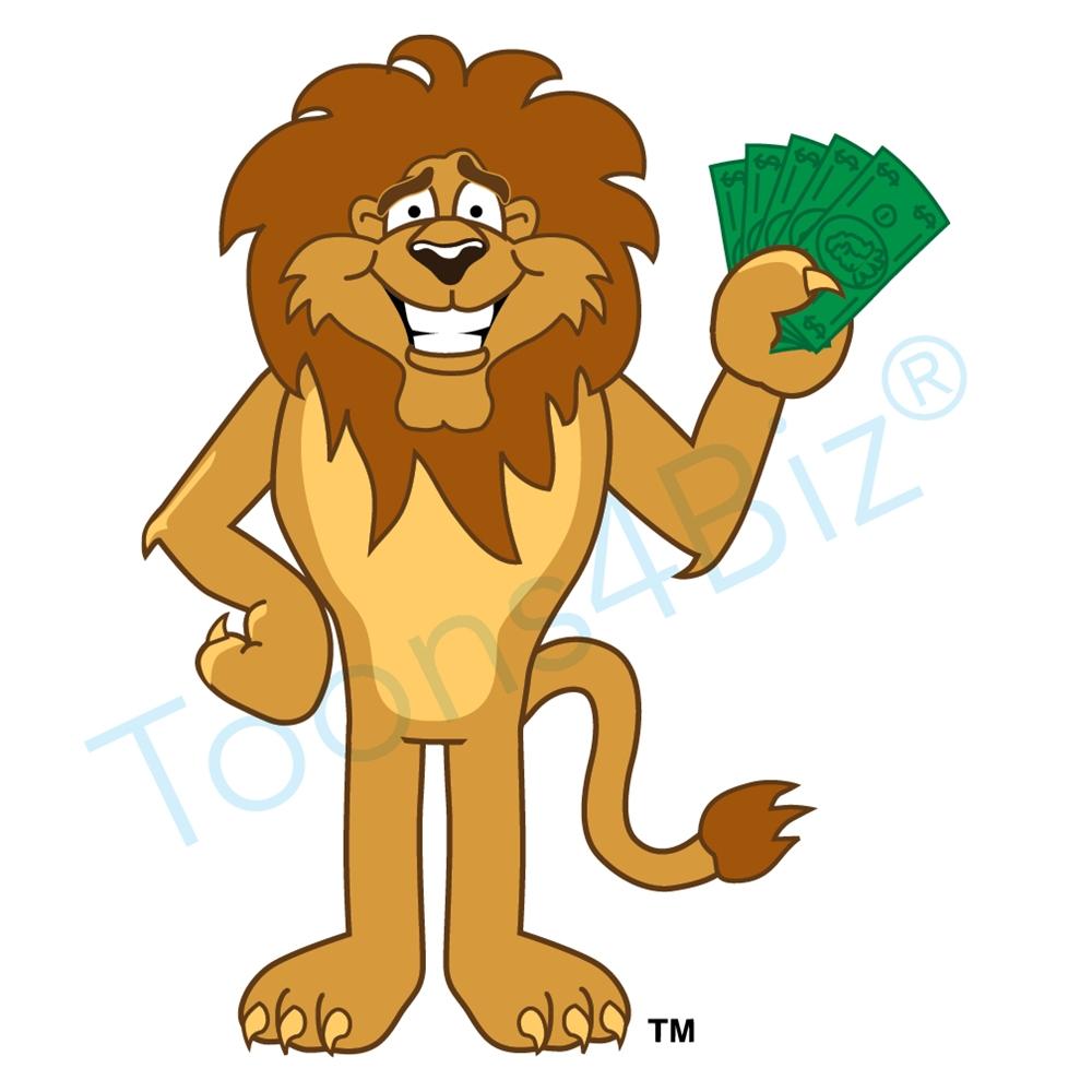 1000x1000 Lion Clipart School