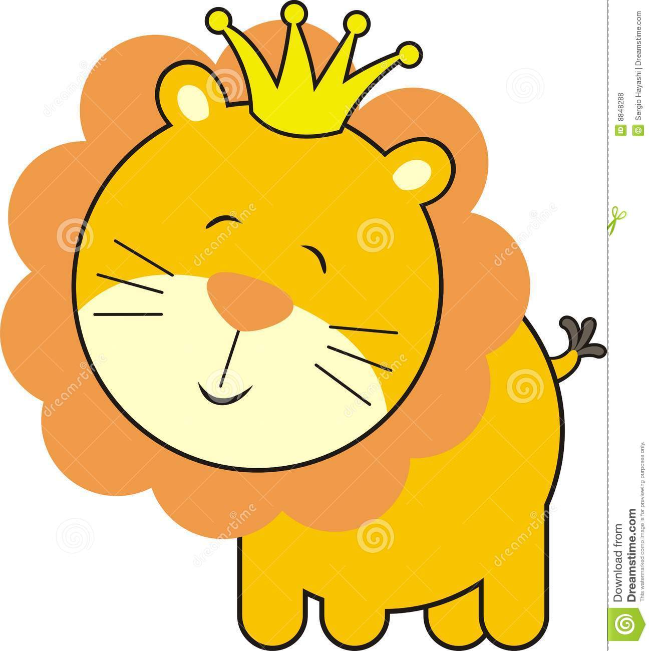 1302x1300 Lion Clip Art