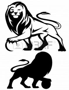 236x305 Lion Vector Logo Lion Vector, Lions And Logos