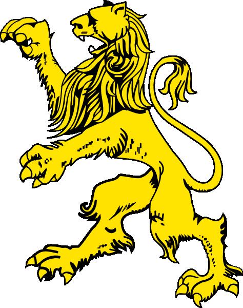 474x600 Lion 7 Clip Art