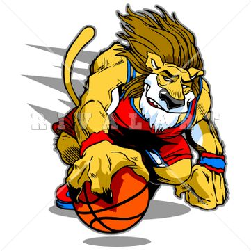 361x361 53 Best Lion Clip Art Images Pictures, Netball