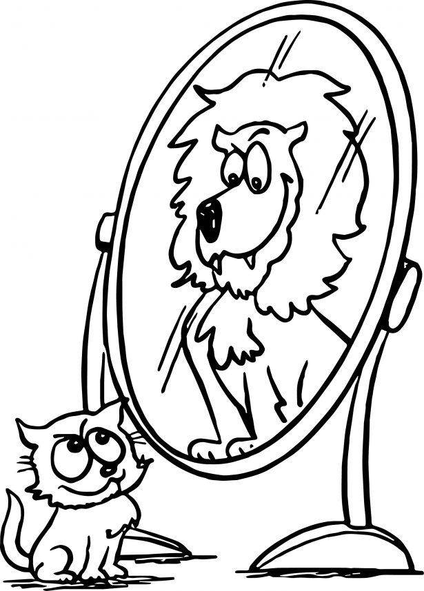 615x858 Coloring Pages Animals Lion Coloring Pages Free Coloring Pages