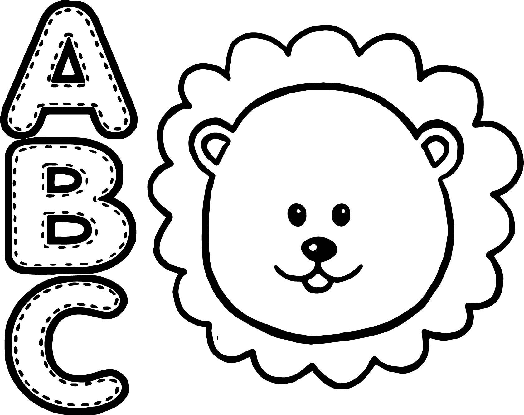 lion coloring pages free download best lion coloring pages on. Black Bedroom Furniture Sets. Home Design Ideas