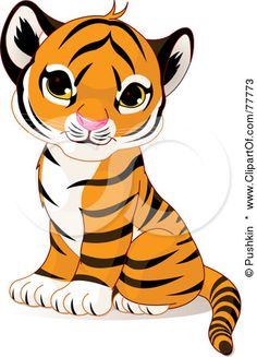 236x327 Drawn White Tiger Lion Cub