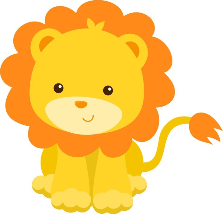 736x705 Face Clipart Baby Lion