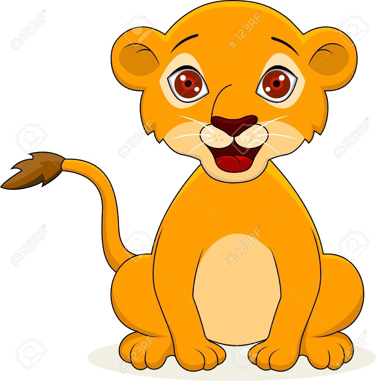 1283x1300 Lion Cub Cartoon Pictures