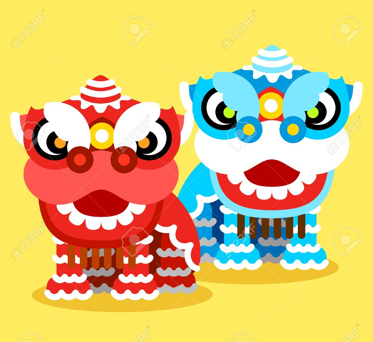 1300x1191 Chinese Dragon Clipart Lion Dance