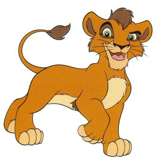 Lion Den Clipart