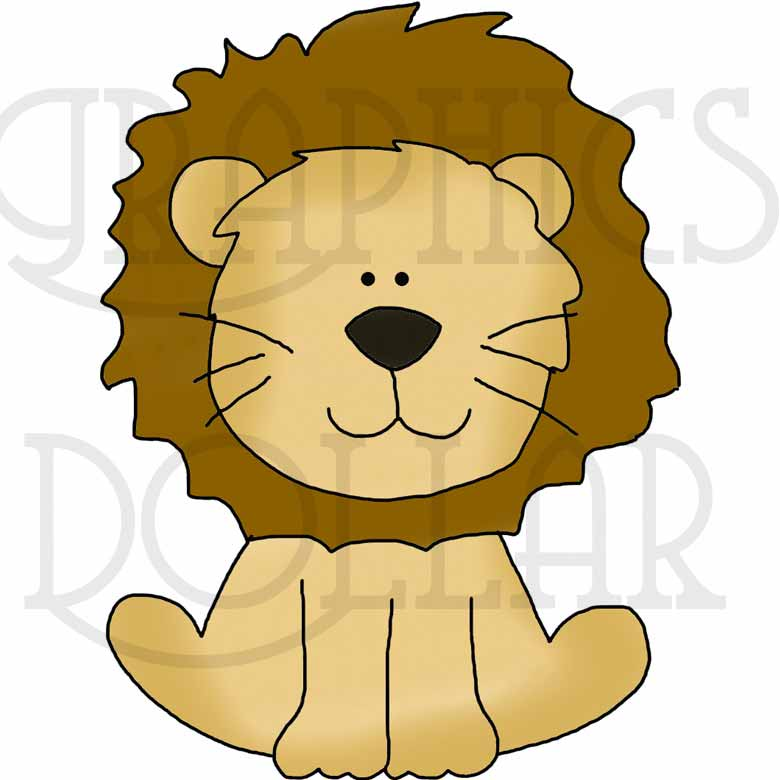 780x780 Daniel In The Lion's Den Clip Art