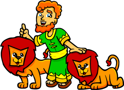 400x293 Image Daniel And The Lions
