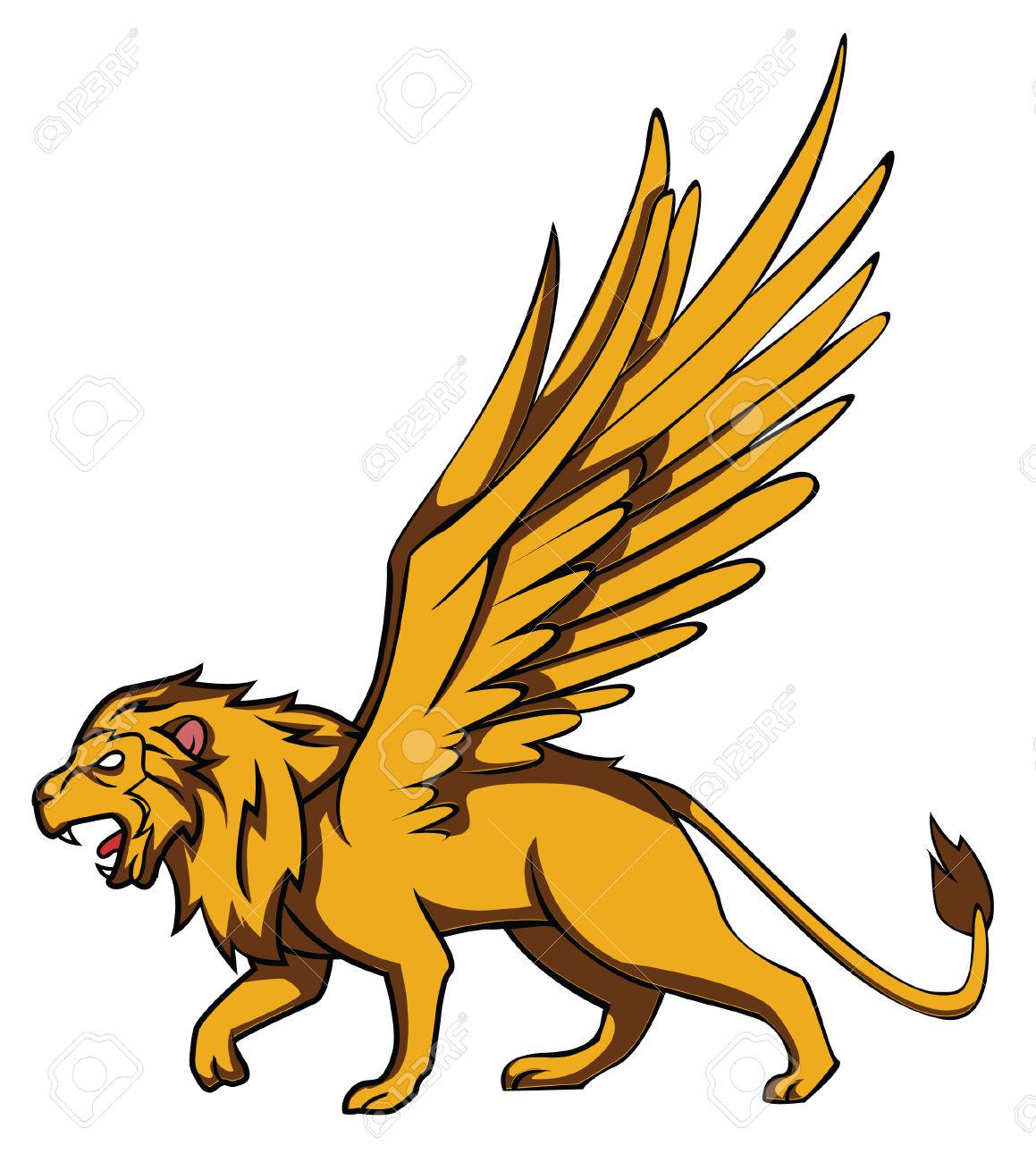 1159x1300 Lion Clipart Angel