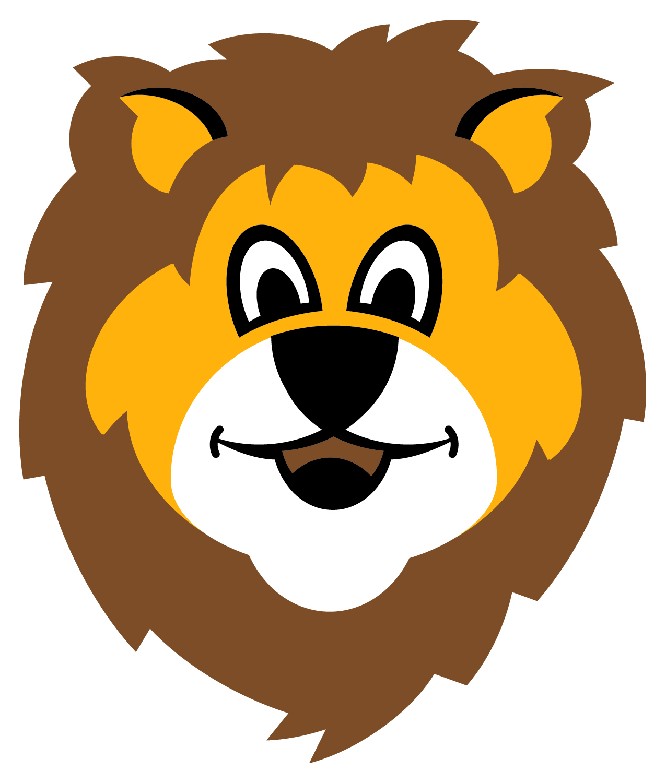 1275x1500 Lion Clipart Kindergarten