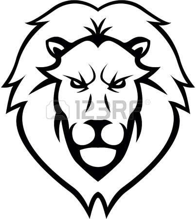 403x450 Face Lion Clipart, Explore Pictures