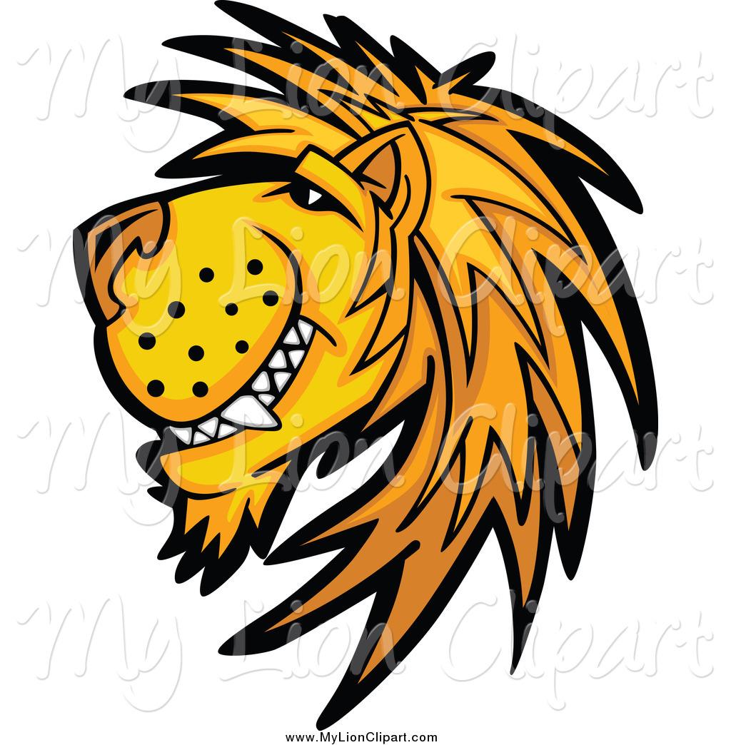 1024x1044 Wildcat Clipart Lion'S