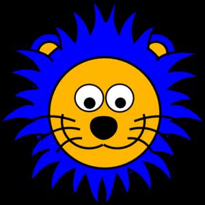 300x300 Lion Face Clipart 1991138