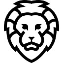 128x128 Lion Face Vectors, Photos And Psd Files Free Download