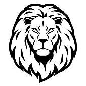 170x170 The Best Lion Face Drawing Ideas Lion Art, Lion