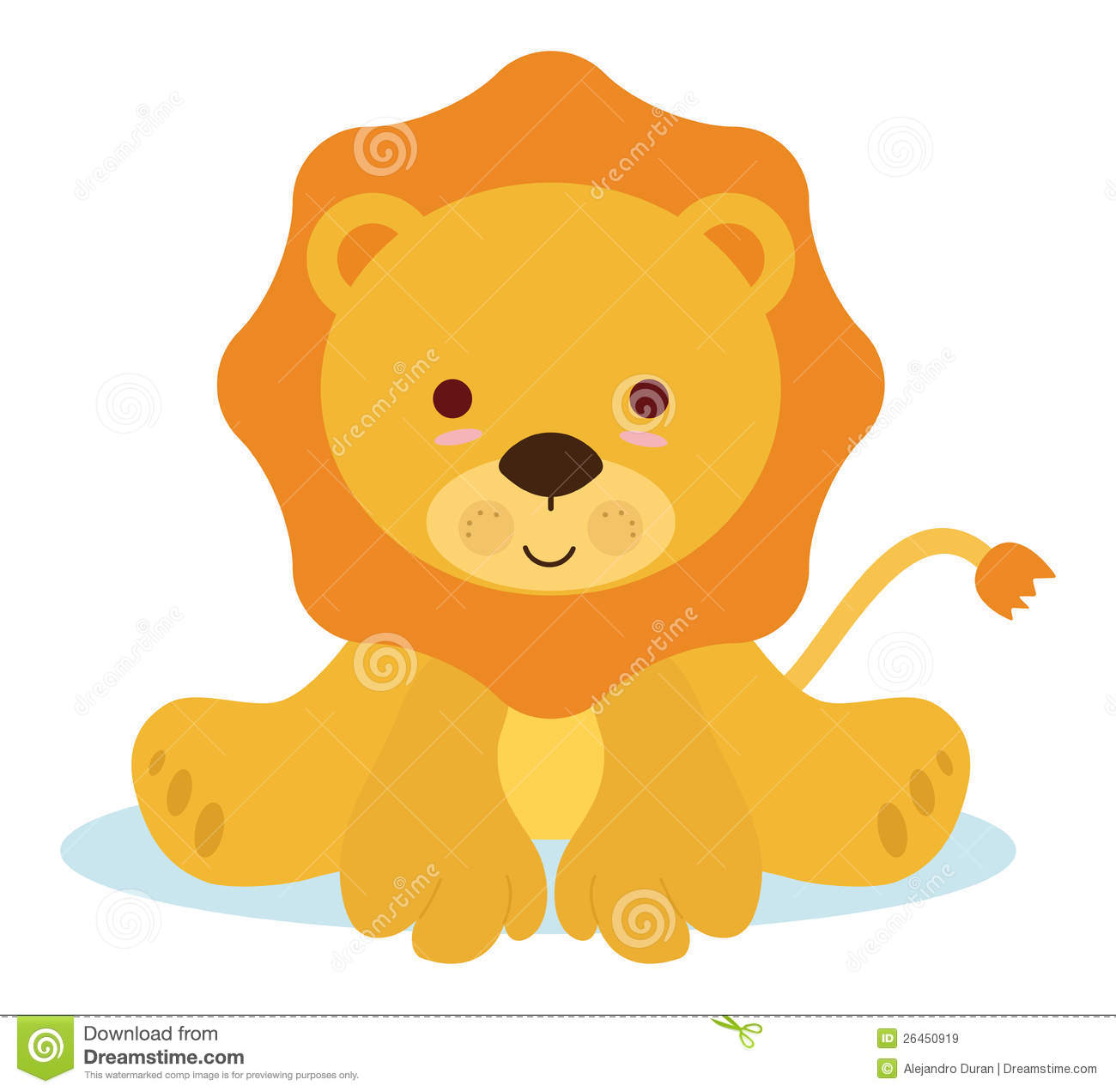 1300x1272 Face Clipart Baby Lion