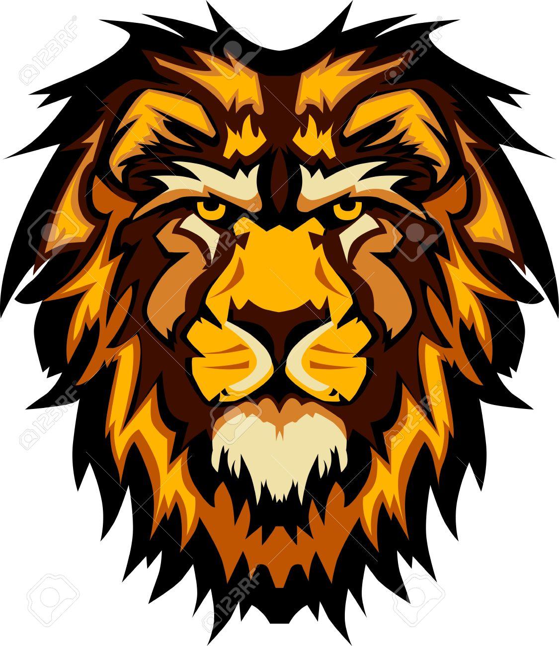 1125x1300 Lion Face Clipart Cliparts