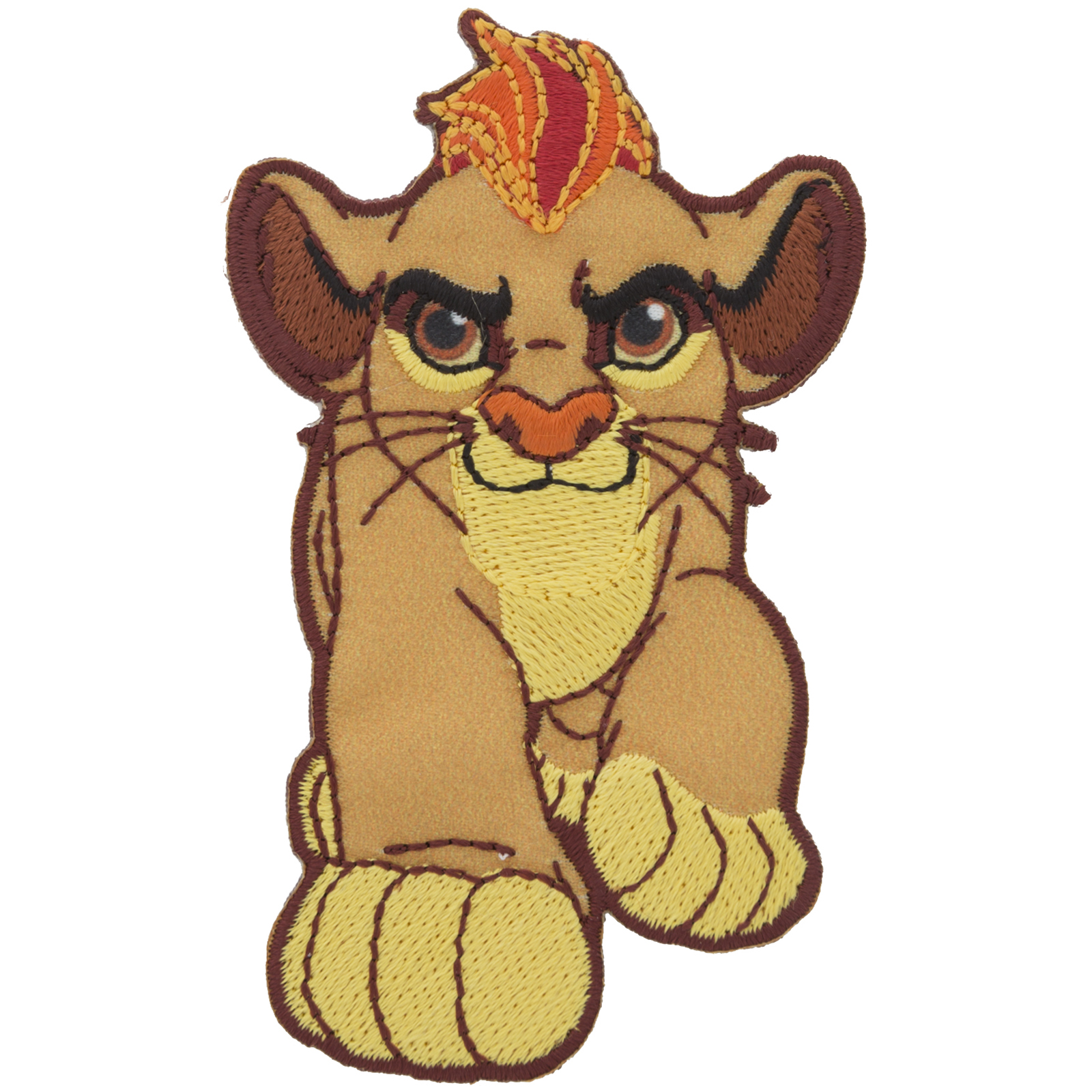 1600x1600 Shop For The Junior Small Iron On Applique, The Lion Guard