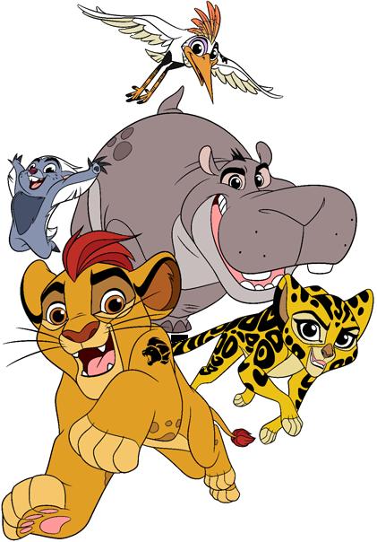 421x604 The Lion Guard Clip Art 2 Disney Clip Art Galore