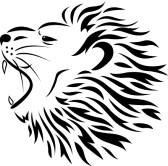 168x166 Roaring Lion Head Clipart Amp Roaring Lion Head Clip Art Images