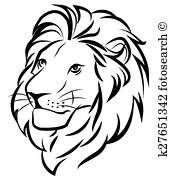 171x179 Lion Head Clip Art Royalty Free. 4,615 Lion Head Clipart Vector